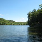 Douthat Lake