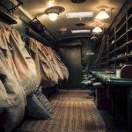 Old Train Mailroom