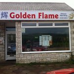 Golden flame Chinese take away
