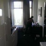 entrance in the jr suite