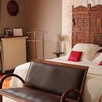 Colonel Chambert bedroom