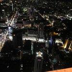 Ночной Бангкок с Байока