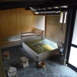 hot bath of kozue room