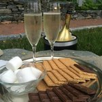 S'Mores and Champagne