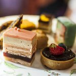 Dromoland Afternoon Tea - Cakes