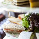 Dromoland Afternoon Tea- Sandwiches