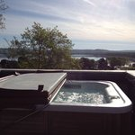 Best Morning view-Roof top/hot tub