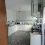 nuestra cocina está equipada con todo lo que necesitas!
