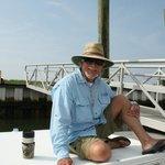 Captain Charlie Birch