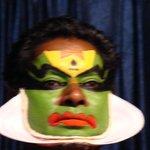 The Main Character during his make-up i.e. Chutty