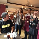 Paella Pan Birthday Bashing!!
