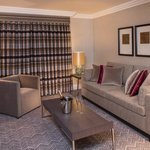 Jumeirah Lowndes Hotel Executive Suite Living Area