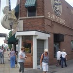 Outside Sun Studio