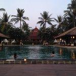 kolam renang yang indah