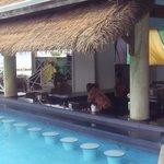 Excellent Pool Bar