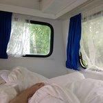 In our camper
