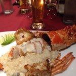 Risotto au homard au PPR