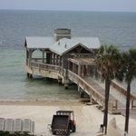 The Reach Resort pier