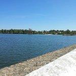 Lake at Mina S. Domingos.