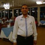 Менеджер ресторана Ель Вади