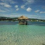 Over-water Cabana