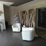 La spa : sauna, hammam, fauteuil de massage, thé...