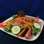 Purple Onion Cafe Salad