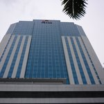 Fachada Hotel Riu Plaza Panamá
