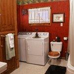 Maids Quarters Bathroom/Laundry Room