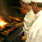 Renowned for top quality chargrilled steaks