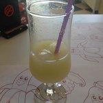 Fresh Lemon Juice at Francos Cafe