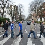 Pilgrimage to Abbey Road!