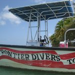 Frontier Dive Boat