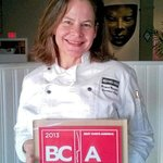 Chef Margaret received Best Chefs America Award