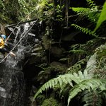 Canyoning with Explorenatura