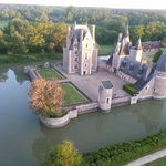 Chateau du Moulin Conservatoire de la Fraise
