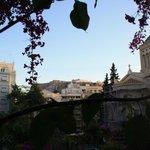 Nuestras vistas a la Acropolis