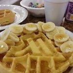 Yummmmm!!! Breakfast time!