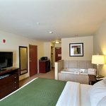Whirlpool Rooms Available