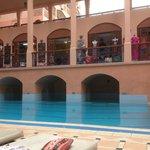 espace piscine détente
