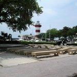 Harbor Town Light House visit