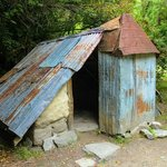 Peasant farmer's hut