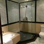 Deluxe Suite Bathroom - Amazing Shower