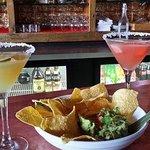 Margarita's with Guacamole
