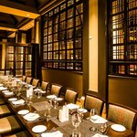 A private dining room is available for large parties