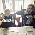 Learning about Tudor dining