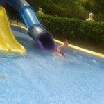 lovely splash pool