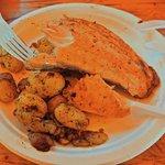 Superbo salmone a Kauppatori