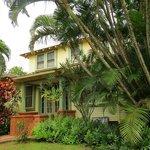 Kuau Inn is a classic plantation style Maui house