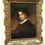 El conocido retrato del poeta Bécquer.